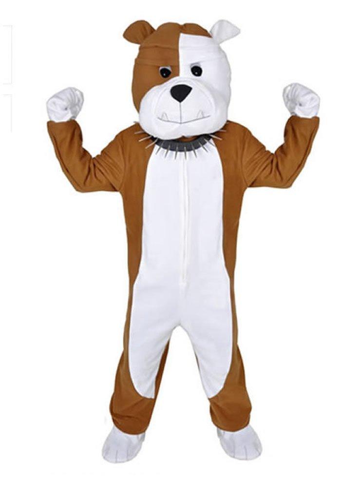 Karneval Bulldogge Kostüm Hund