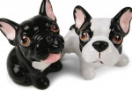 Bulldogggen wie Salz und Pfeffer – Geschenk-Idee